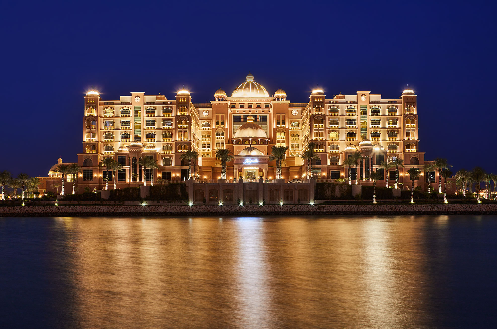 Marsa Malaz Kempinski The Pearl Doha on Modern Residential Architecture