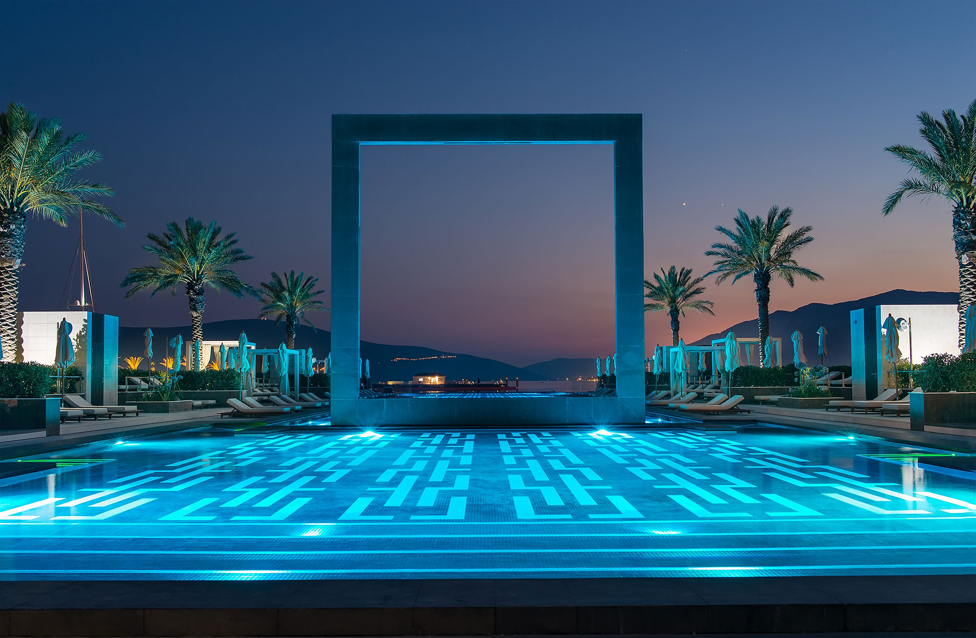 pool lighting design. Pool Lighting Design