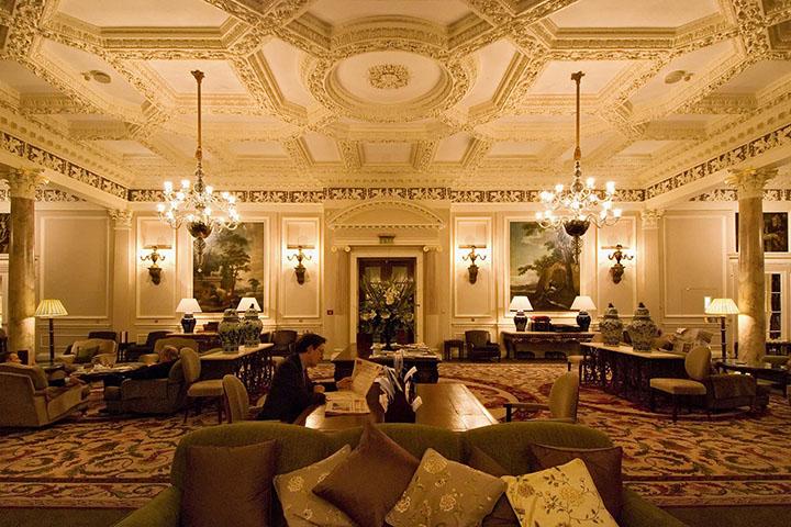 The Royal Automobile Club London Lighting Design